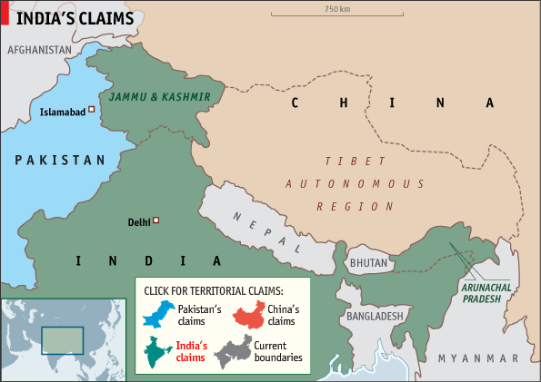 The Indian claim
