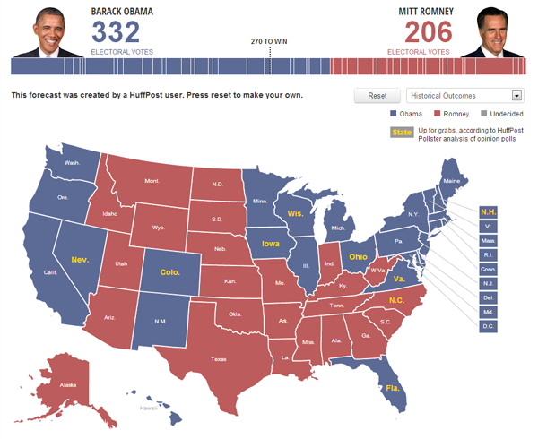 My Electoral College Prediction