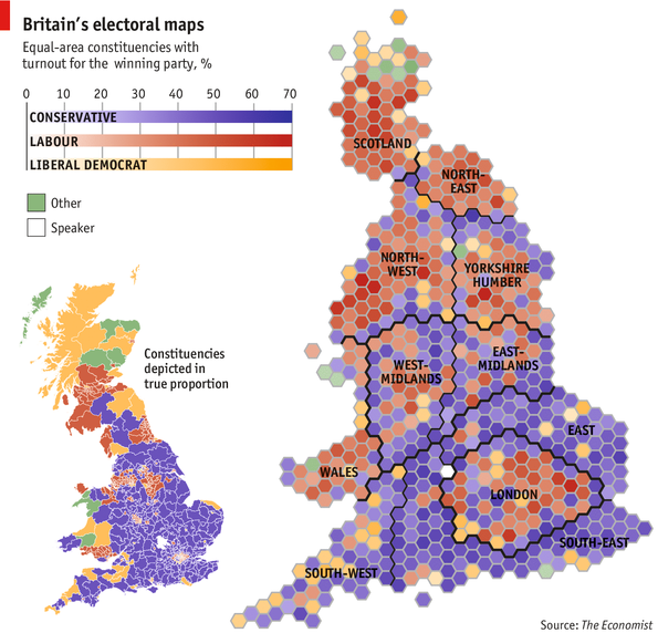Mapping Britain
