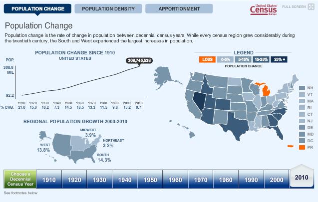 Census map 2