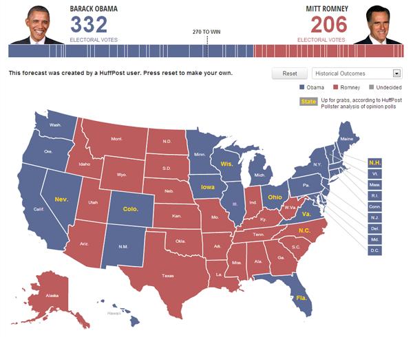 My Electoral College Prediction