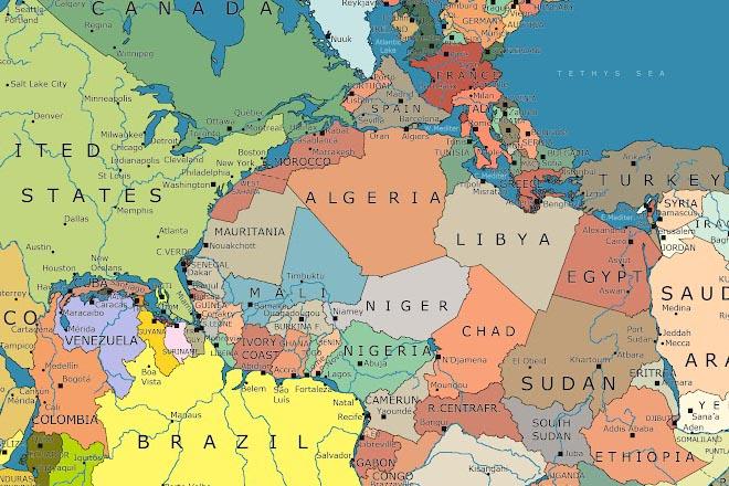 Political Pangea