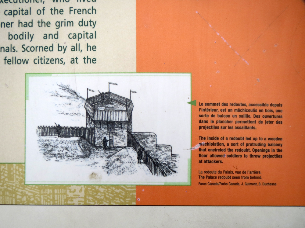 Redoubts of 1690