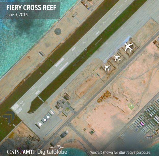 Fiery Cross Reef