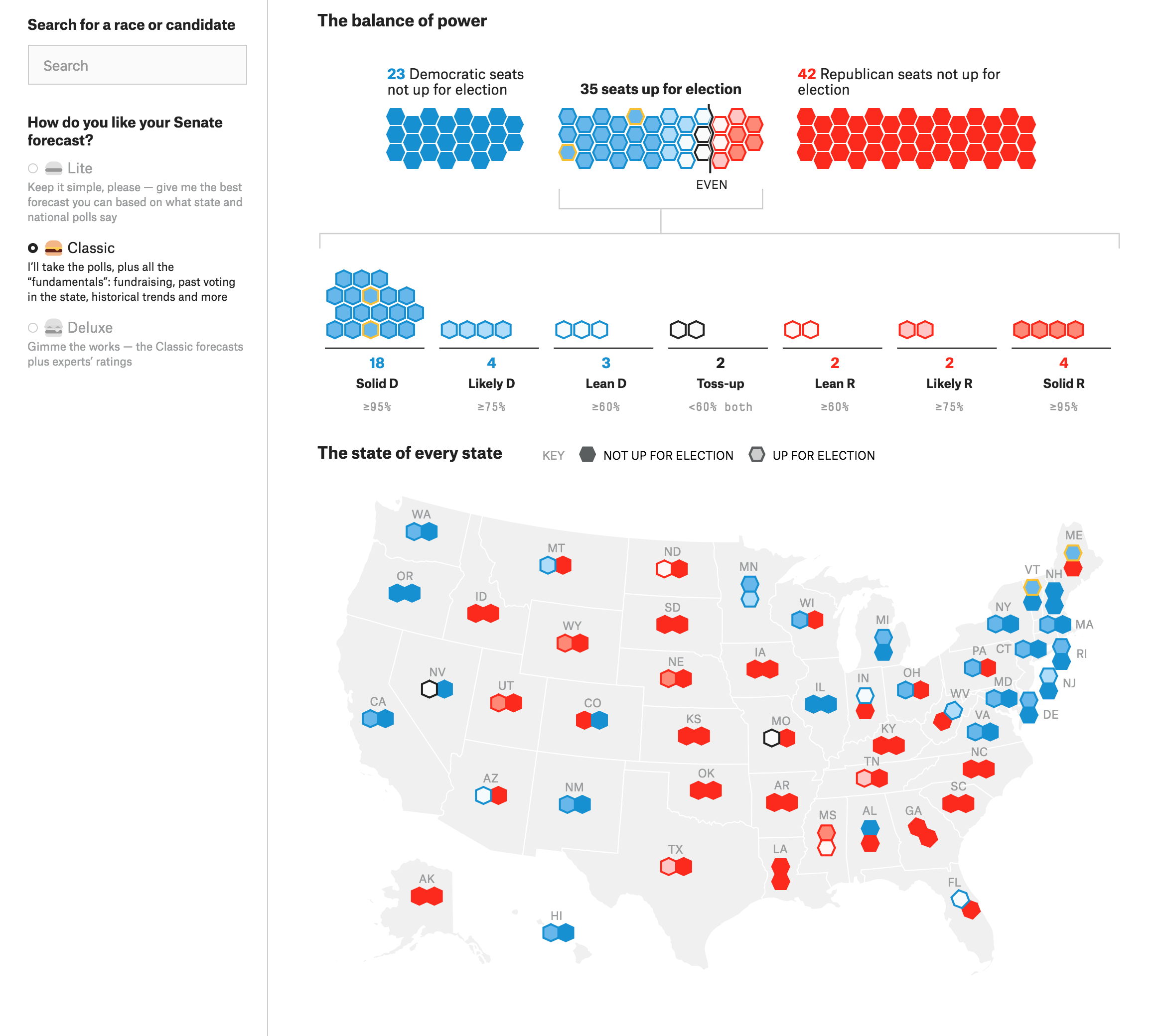 That's a lot of red states…